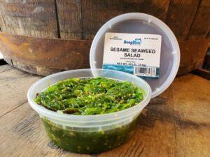 Seafood North Dakota Products Salad Seaweed