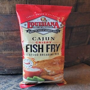 LOUISIANA BREADING, CAJUN FISH FRY