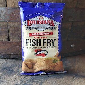 LOUISIANA BREADING, FISH FRY CRISPY