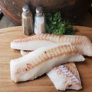 OTH FISH, COD ALASKAN FILLET 1