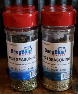 Seafood North Dakota Products Seasoning OTH Fish