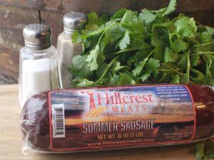 Seafood North Dakota Products Sausage Summer