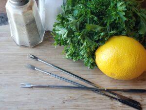 Seafood North Dakota Products Shellfish Fork