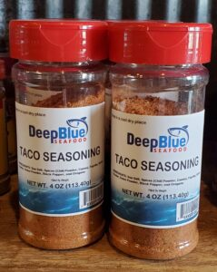 Seafood North Dakota Products Seasoning Taco